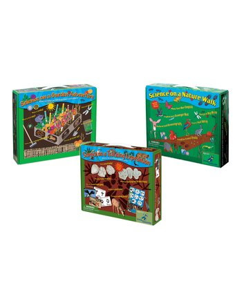 Nature Series Kit Set