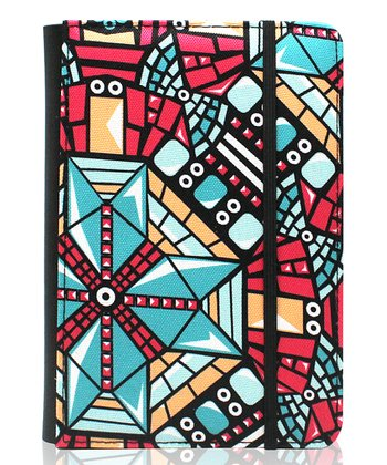 Pink Tribal Mosaic Case for Kindle