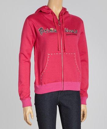 Pink 'Prima Divaz' Sweatshirt - Women