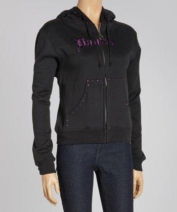 Black 'Dancer' Sweatshirt - Women