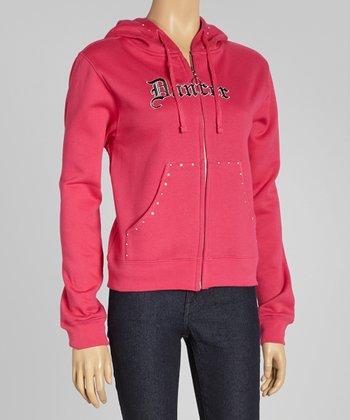 Pink 'Dancer' Sweatshirt - Women