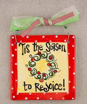 'Tis the Season' Initial Tile