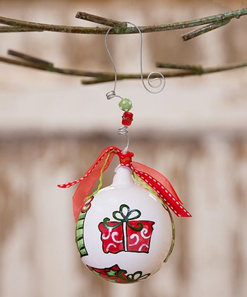 Gifts Personalized Ball Ornament