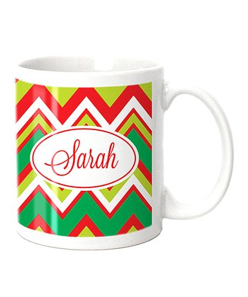 Holiday Ziggy Personalized Coffee Mug