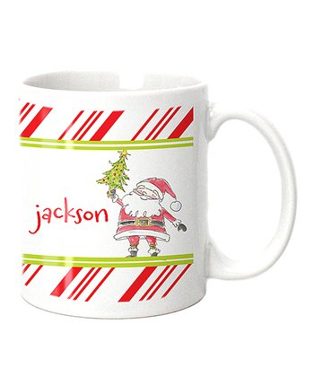 Darling Santa Personalized Coffee Mug