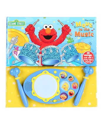 Move to the Music Board Book