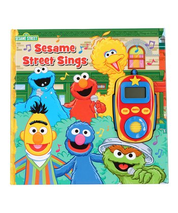Sesame Street Sings! Board Book