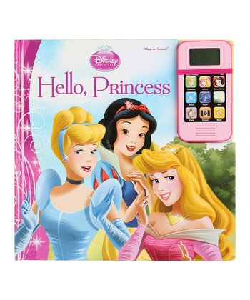 Hello, Princess Cell Phone Set