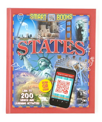 Smart Books States Hardcover
