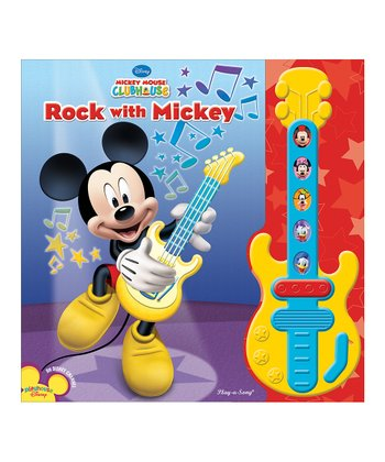 Rock with Mickey Hardcover
