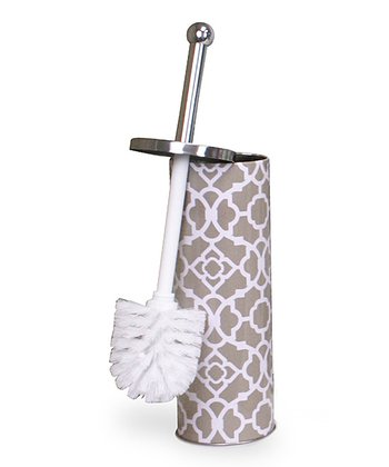Sand Lovely Lattice Toilet Brush