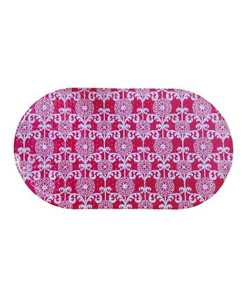 Berry Fun Floret Bath Mat