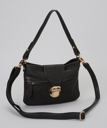 Black Minty Crossbody Bag