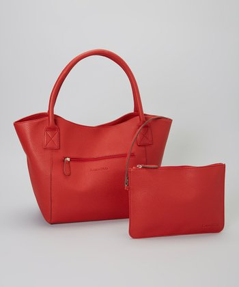 Red Switch Shoulder Bag