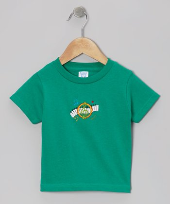 Green Keyboard Tee