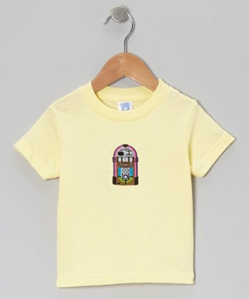 Banana Jukebox Tee