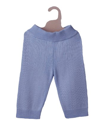 Blue Matros Organic Pants - Infant, Toddler & Boys