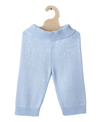 Light Blue Matros Organic Pants - Infant, Toddler & Boys