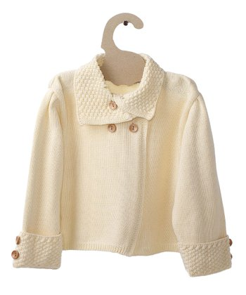 Yellow Pearl Organic Jacket - Girls