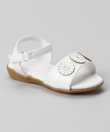 White Kate Sandal