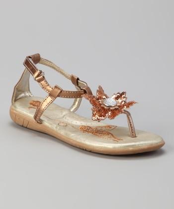 Bronze Vivianne Sandal