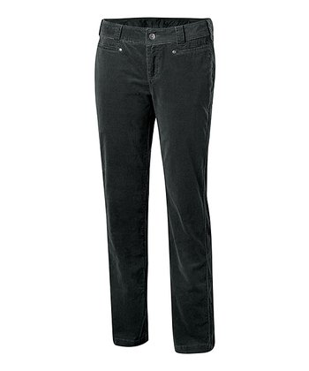 Jet Blue Note Corduroy Pants