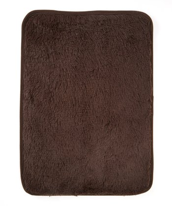 Brown Sparkle Bath Mat