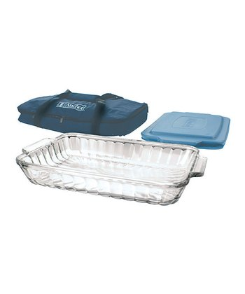 Sculpted 3-Qt. Bake Dish Set