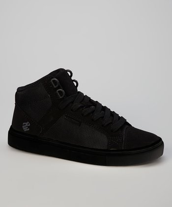Black City Roc Hi-Top Sneaker