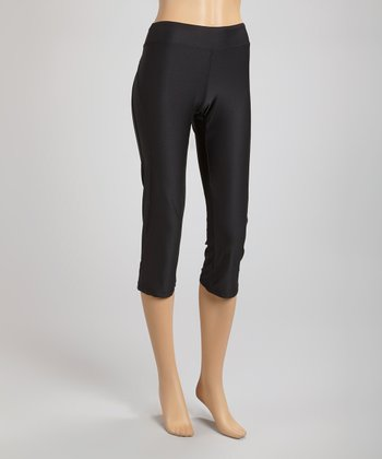 Black Move Capri Pants
