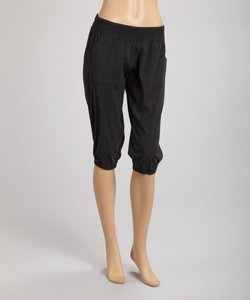 Black Move Bermuda Shorts