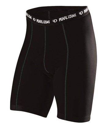 Black Transfer Cycling Liner - Men