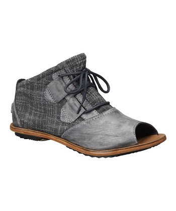 Coal Lake Peep-Toe Ankle Boot - Women