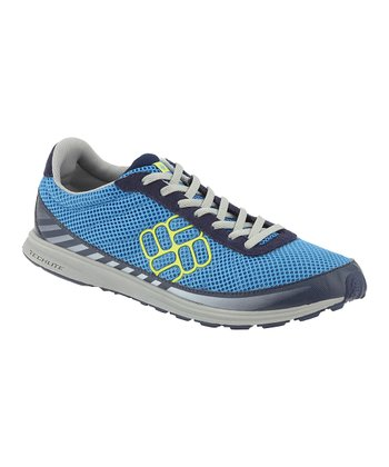 Compass Blue Ravenous Lite Flash Trail Running Shoe - Men