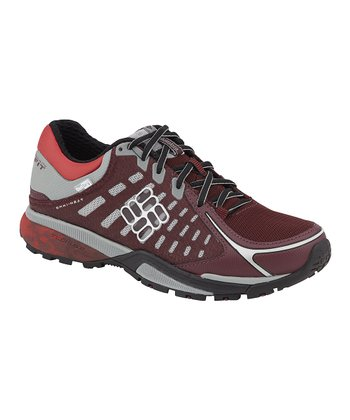 Zinfandel Peakfreak Omni-Heat OutDry Trail Running Shoe - Women