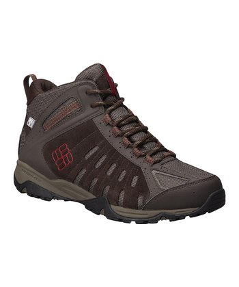 Mud & Chili Granite Pass Mid OutDry All-Terrain Shoe - Men