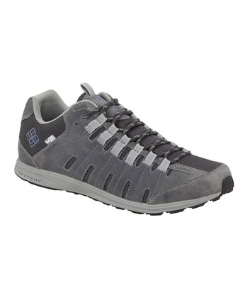 Varsity Gray Master Fly OutDry Trail Running Shoe - Men