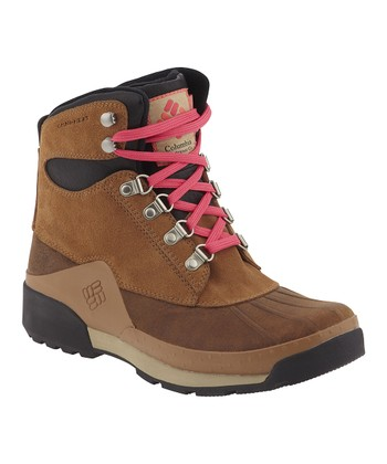 Elk & Black Bugaboot Original Omni-Heat Boot - Women