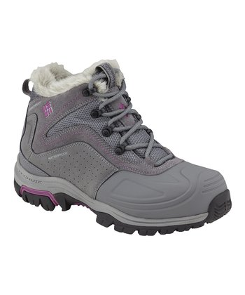 Charcoal Silcox Six Omni-Heat All-Terrain Shoe - Women