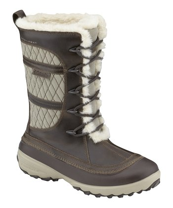 Dune Heather Canyon WP Boot - Women