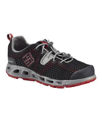 Black Drainmaker II All-Terrain Shoe - Kids