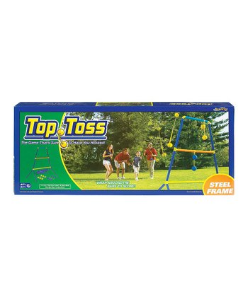 Top Toss Lawn Game