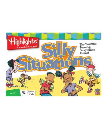 Silly Situations Game