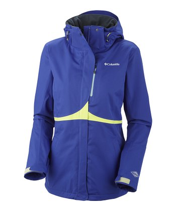Light Grape Bugaboo Tech Shell Jacket - Women