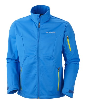 Hyper Blue Million Air Softshell Jacket - Men