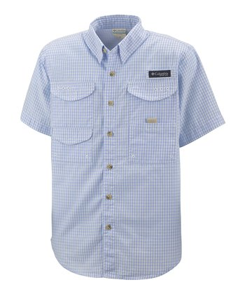 White Cap Super Bonehead Button-Up - Kids