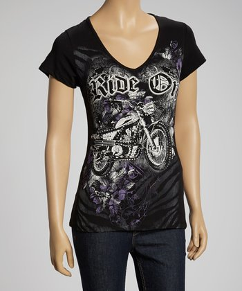 Edgy Chic: Women's Apparel