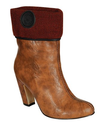 Camel Alta Ankle Boot