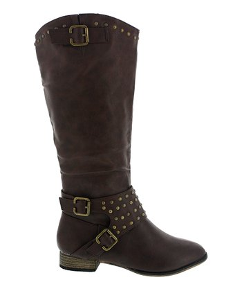 Brown Ramsy Boot