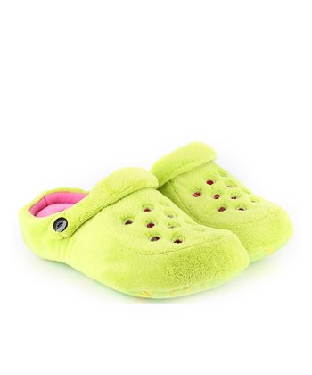 Verde Sabotto Slipper - Kids